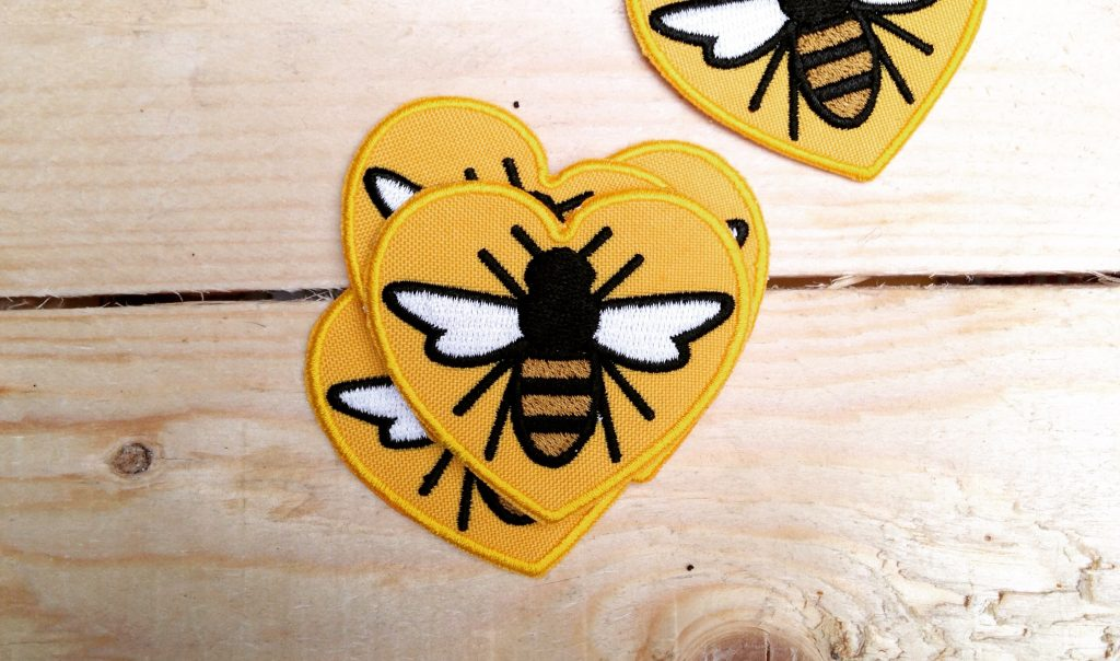 parches-bee-love